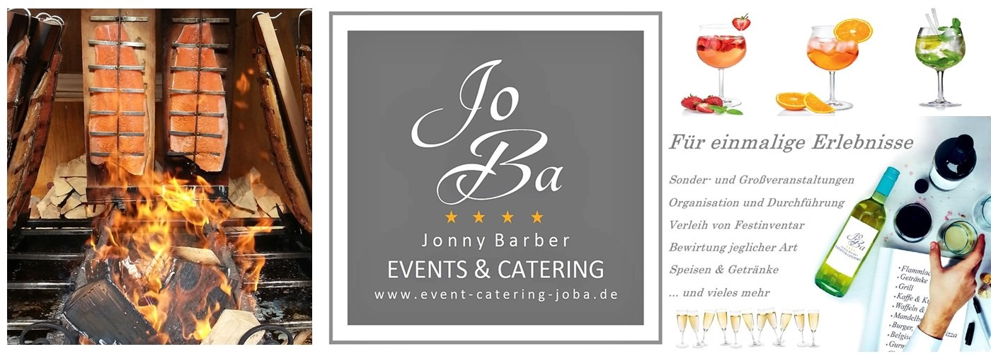 event catering joba eventcatering veranstaltungsservice jonny barber ihr zuverl ssiger. Black Bedroom Furniture Sets. Home Design Ideas
