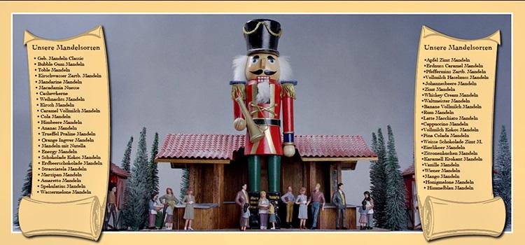 Nussknacker Holz Figur Modell