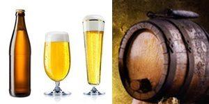Bierausschank vom Fass