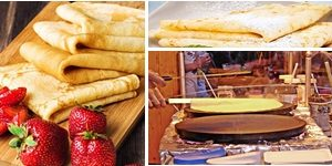 Crepe - Crepes - Creperie