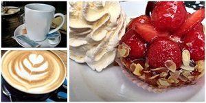 Kaffee und Kuchen von JoBa Event Catering