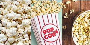 Popcorn salzig oder süss