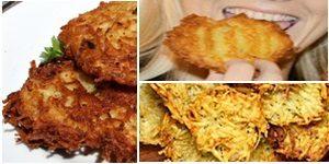 Reibekuchen - Kartoffelpuffer