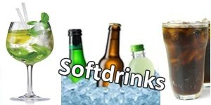 Softdrinks - alkoholfreie Getränke