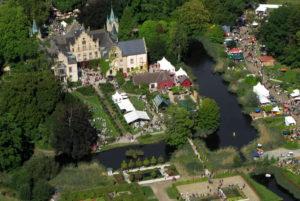 Schloss Ippenburg Parkanlage