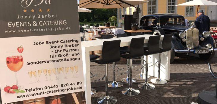 JoBa Event Catering Jonny Barber