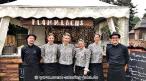 JoBa Team im Outfit der Goldenen 20er Jahre